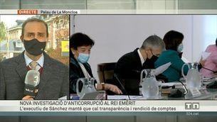 Telenotícies migdia - 03/11/2020