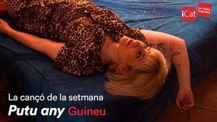 """Cançó de la setmana d'iCat: """"Putu any"""", de Guineu"""