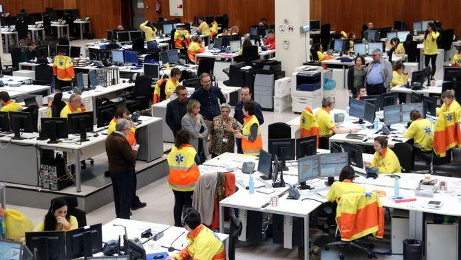 El 061 encara es paga, després d'un mes de negociació entre govern i operadores