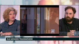 Els menors transgènere