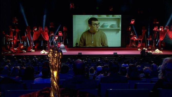 Mario Casas, millor actor protagonista per 'No mataras'