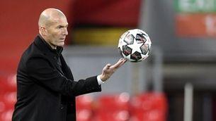 Zidane podria tenir els dies comptats a Madrid