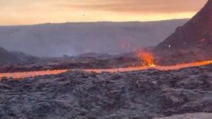 Un dimoniet al volcà
