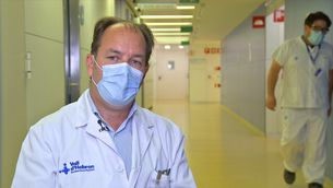 Una diàlisi per eliminar el coronavirus de la sang