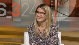 """Entrevista a Elsa Artadi: """"La coherència em diu que he de ser diputada i regidora de l'Ajuntament de Barcelona"""""""