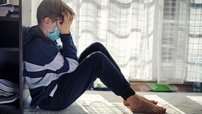 Antídots per millorar la salut mental dels fills després de la pandèmia