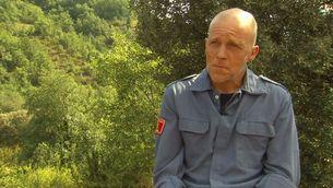 L'únic bomber supervivent de l'incendi d'Horta parla després de la sentència