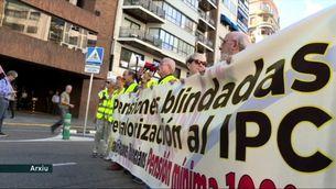 La reforma de les pensions assegura la revlaorització amb l'IPC i penalitza les prejubilacions