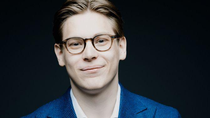 Klaus Mäkelä (Foto de Marco Borggreve)