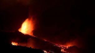 Dilluns va sorgir una nova boca eruptiva el poble de Tacande