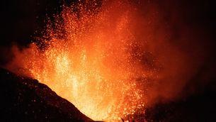 EN DIRECTE | Les colades del volcà de La Palma són més gruixudes i avancen poc