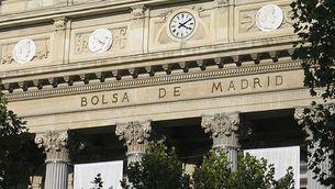 Façana de la Borsa de Madrid (Foto: Flickr/rahego)