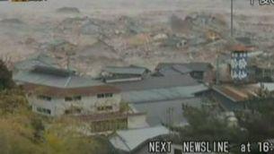 El pitjor tsunami al Japó