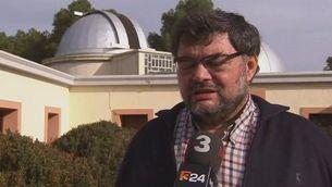 L'Observatori de l'Ebre fa 110 anys que segueix els eclipsis