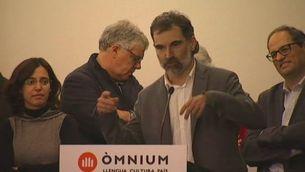 Declaracions nou president Òmnium