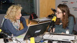 Eulàlia Reguant entrevistada per Mònica Terribas