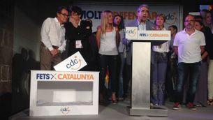 """Francesc Homs: """"Mal que els pesi, l'independentisme segueix sent decisiu a la política espanyola"""""""