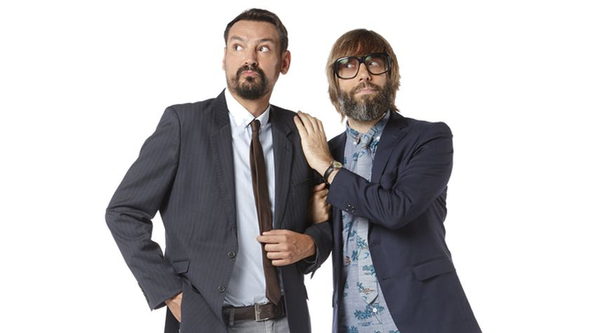 Òscar Andreu i Òscar Dalmau