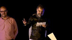 Entrevista a Jordi Cuixart un any després d'entrar a la presó