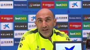 """Abelardo: """"Em conformaria de jugar malament i guanyar"""""""
