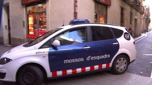 Els Mossos d'Esquadra han anunciat el canvi de destinació dels agents investigats per una agressió racista