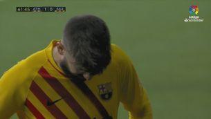 Resum de l'Atlètic - FC Barcelona (1-0)
