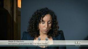 Najat El Hachmi s'endú el Premi Nadal i Maria Barbal el Josep Pla de prosa en català