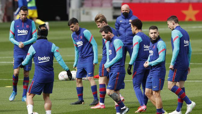 Definit el calendari de la pretemporada del Barça
