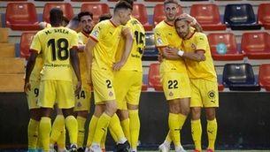 El Girona fa un pas important per pujar a Primera (1-2)