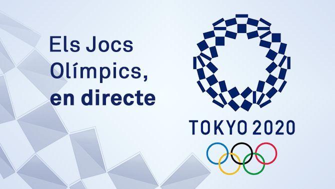 Els Jocs Olímpics de Tòquio, en directe