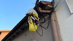 La Generalitat vol posar ordre en el desgavell de les instal·lacions de fibra òptica a les façanes