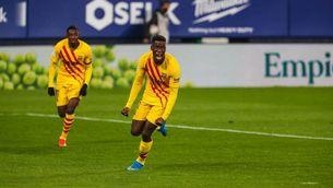 Ilaix Moriba anirà a l'stage del Barça B