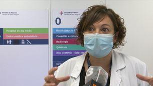 La cinquena onada tensiona l'Hospital de Palamós