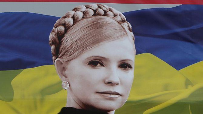 Confirmada la condemna a set anys de presó per a l'exprimera ministra ucraïnesa Iúlia Timoixenko