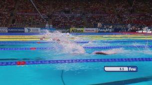 Belmonte guanya la segona medalla