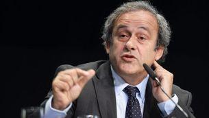 """Platini: """"Li he demanat a Blatter que dimiteixi"""""""