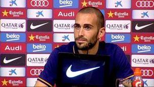 """Aleix Vidal: """"Estic vivint un somni"""""""