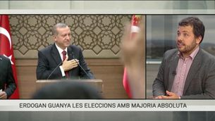 Què impliquen les eleccions a Turquia? Ho analitzem amb Eduard Soler