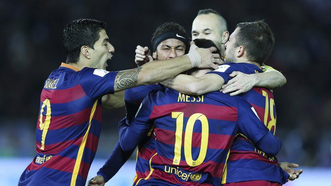 El Barça, amb tres títols, ja és el club que més vegades ha guanyat el Mundial de Clubs