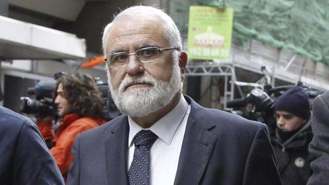 El president de les Corts Valencianes, Juan Cotino, renuncia al càrrec