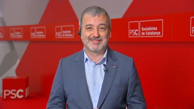 Collboni assenyala ERC com a soci principal a l'Ajuntament de Barcelona
