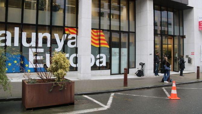 El govern espanyol recorre tres delegacions de la Generalitat que encara no han obert