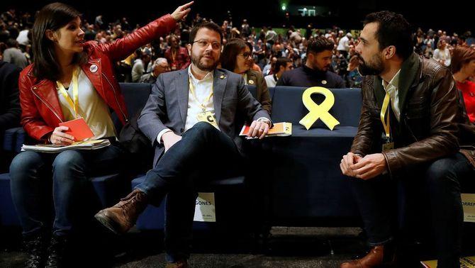 ERC veu factible investir Sánchez abans de Reis si hi ha un gest sobre Junqueras