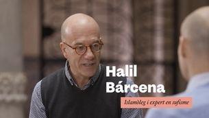 """Halil Bárcena: """"La vida succeeix malgrat nosaltres mateixos"""""""