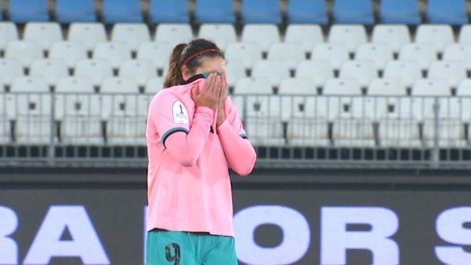 Una fatídica tanda de penals deixa el Barça fora de la final de la Supercopa