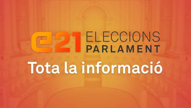 Eleccions Parlament Catalunya 2021