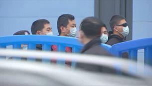 L'OMS descarta que el virus sortís d'un laboratori, però demana més estudis sobre l'origen de la pandèmia
