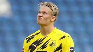 El Barça no fitxarà Erling Haaland