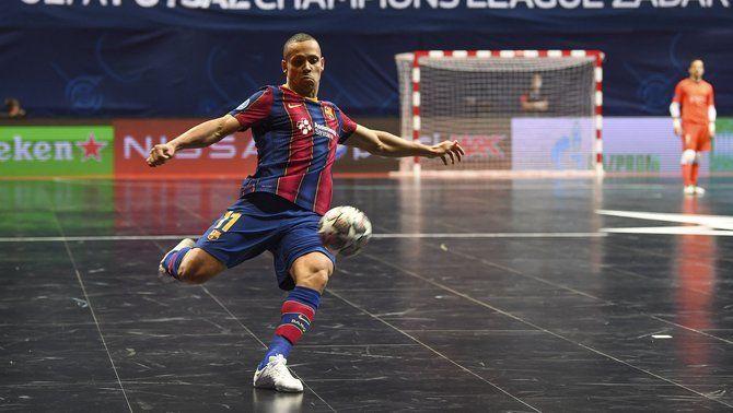 EN DIRECTE | Barça - Sporting, final Champions futbol sala