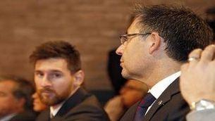 El recel de Messi amb Bartomeu desemboca en el famós burofax
